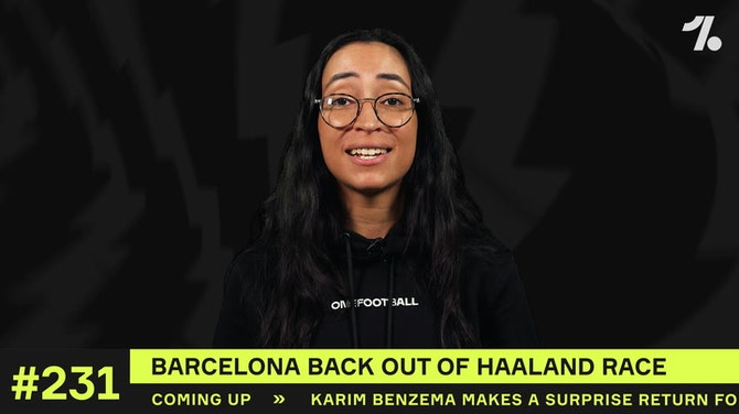 Why Barça are BACKING OUT of the Haaland transfer!