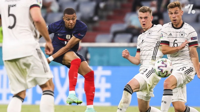 Where Germany need to improve to survive Group F