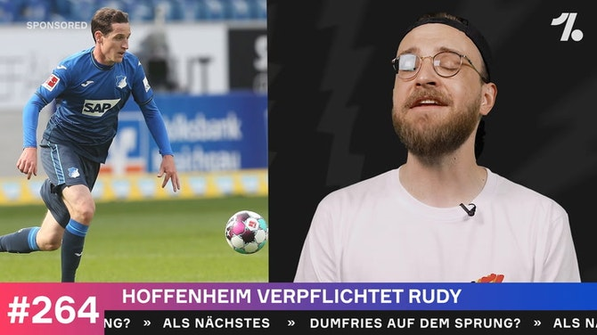Vorschaubild für Offiziell: Rudy zurück in die Zukunft