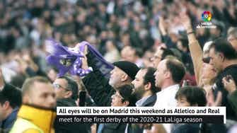 Preview image for All eyes on Madrid for the first derby of the season