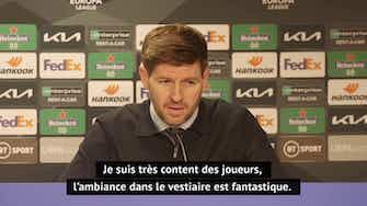 """Image d'aperçu pour 16es - Gerrard : """"Peu importe l'adversaire en 8ème de finale, ça va être un grand défi"""""""