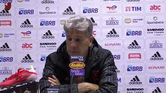 Imagem de visualização para Renato Gaúcho explica saída de Michael no empate com o Athletico