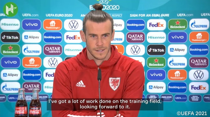 Preview image for Bale: 'If we are not excited for these games, then we probably shouldn't be here'
