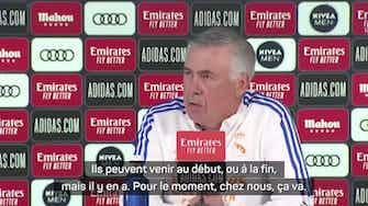 """Image d'aperçu pour 6e j. - Ancelotti comprend la situation de Koeman : """"Chaque année, toutes les équipes ont des problèmes"""""""