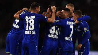 Vorschaubild für Leverkusen besiegt Glasgow klar mit 4:0 - auch Union darf jubeln