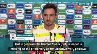 Preview image for Hummels confident Germany have quality to cope without Muller