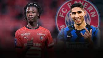 Vorschaubild für Darum hat sich Camavinga gegen den FC Bayern entschieden, neue Hoffnung bei Hakimi?