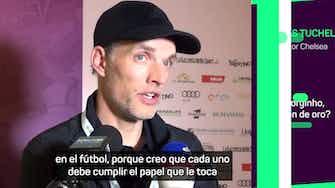 """Imagen de vista previa para Tuchel respalda a Jorginho para el Balón de oro: """"Es la mezcla perfecta"""""""