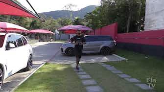 Image d'aperçu pour Le dernier entrainement de Gerson avec Flamengo