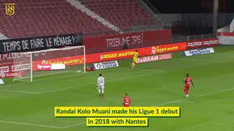 Vorschaubild für Randal Kolo Muani's rise at Nantes