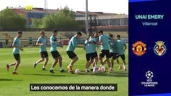 """Imagen de vista previa para  Emery, en la previa ante el United: """"Ellos son los favoritos"""""""