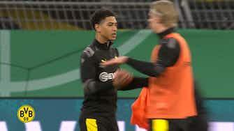 Imagem de visualização para Belos lances de Jude Bellingham pelo Borussia Dortmund
