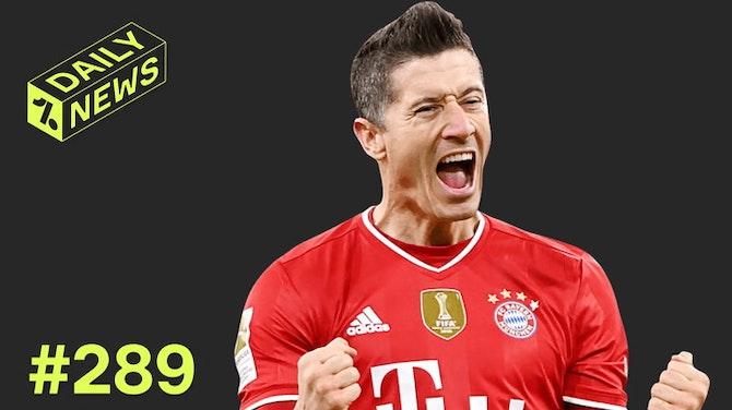 Preview image for Will Lewandowski LEAVE Bayern Munich?