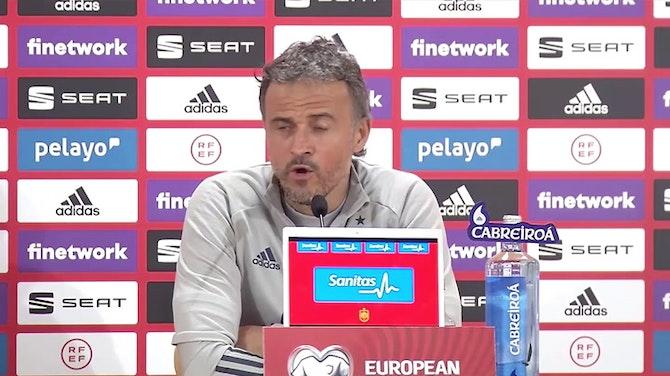 """Luis Enrique, en titulares: """"No decidiré por lo que digan Pepe, Manolo o Lucas"""""""