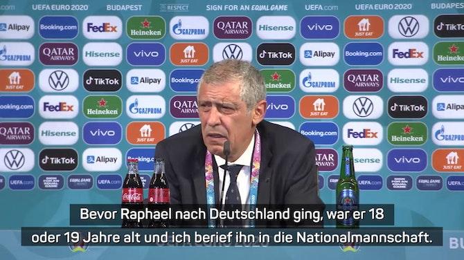 """Santos vor DFB: """"Niemand hat Angst vor dem anderen"""""""