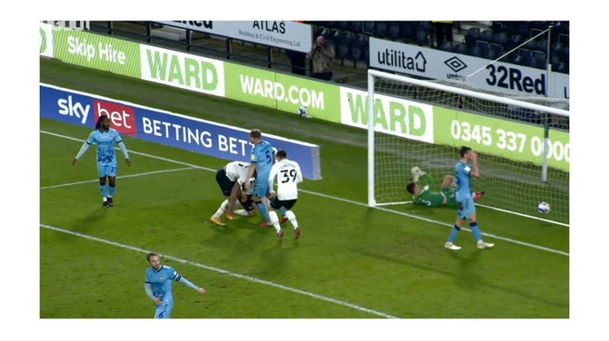 Preview image for Colin Kazim-Richards' best moments of 2020-21