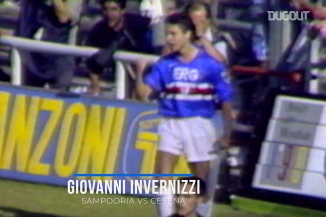 Sampdoria's best 10 Scudetto goals