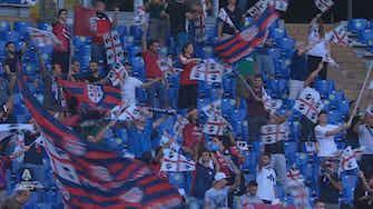 Anteprima immagine per Highlights: Lazio 2-2 Cagliari