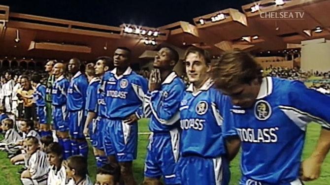 Zola recorda vitória do Chelsea sobre o Real Madrid na Supercopa de 1998