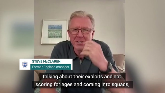 Preview image for Put the ball in the box and Kane will score - McClaren