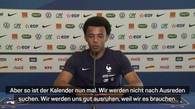 """Vorschaubild für Kounde vor Schweiz: """"Suchen nicht nach Ausreden"""""""