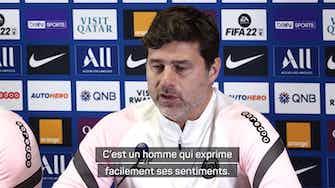 """Image d'aperçu pour 10e j. - Pochettino : """"Neymar aime le football et il jouera encore longtemps"""""""