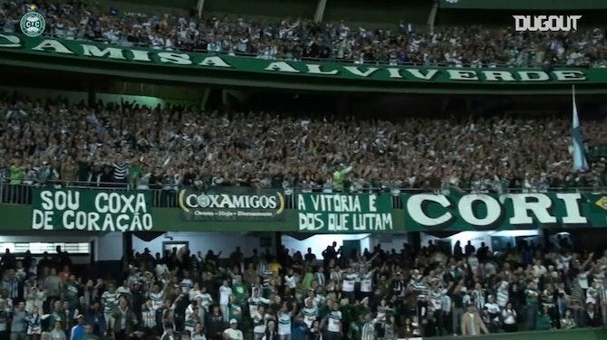 Imagem de visualização para Relembre goleada do Coritiba sobre o Palmeiras na Copa do Brasil de 2011