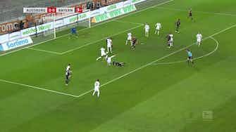 Image d'aperçu pour 17e j. - Victoire sur la plus petite des marges pour le Bayern face à Augsbourg