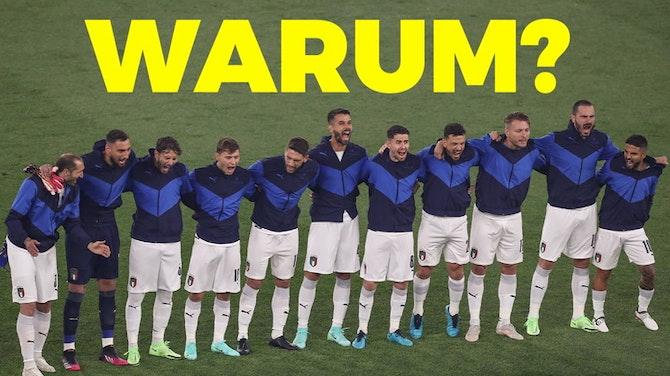 Vorschaubild für Warum singen die Italiener ihre Nationalhymne so leidenschaftlich?