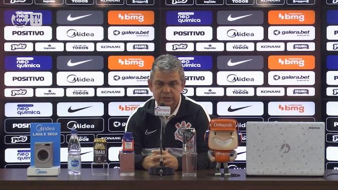 Carlos Brazil explica transição de atletas ao profissional no Corinthians