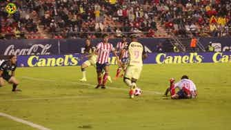Preview image for Roger Martínez's incredible 96th-minute winner