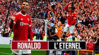 Image d'aperçu pour Ronaldo roi de Manchester ! Doublé Incroyable . IL est éternel