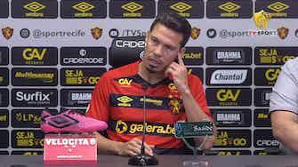 Imagem de visualização para Hernanes fala sobre reencontro com Thiago Neves no Sport