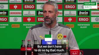Preview image for Rose says Dortmund will 'not whine' about Haaland absence