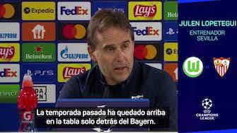"""Imagen de vista previa para Lopetegui: """"No nos cambia en absoluto lo que pasó en el último partido"""""""