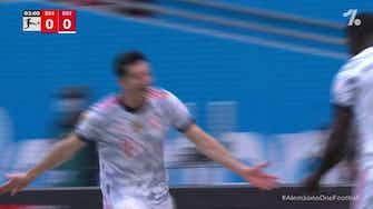 Imagem de visualização para Robert Lewandowski with a Spectacular Goal vs. Bayer Leverkusen