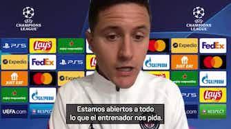 """Imagen de vista previa para Ander Herrera: """"Es bueno tener diferentes sistems y diferentes formas de jugar"""""""