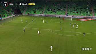 Image d'aperçu pour Le doublé de Rafał Augustyniak contre Krasnodar