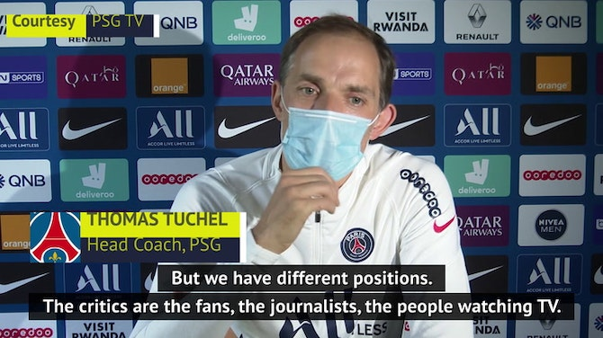 Preview image for Tuchel defends outburst against critics following RB Leipzig win
