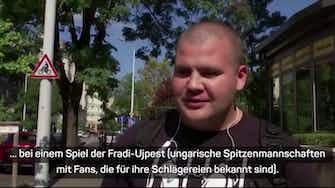Vorschaubild für Ungarn-Fans genervt über Rassismus-Vorfall