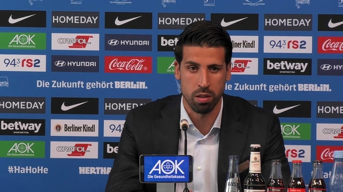 """Khedira bestätigt: """"Bleibe dem Fußball erhalten"""""""