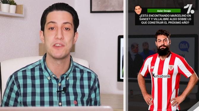 ¿Son Sancet y Villalibre una base de un nuevo Athletic?