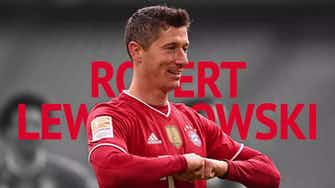 Preview image for  Stats Performance of the Week - Robert Lewandowski