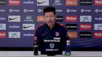 """Imagen de vista previa para Diego Simeone, en titulares: """"Con el VAR es más justo"""""""