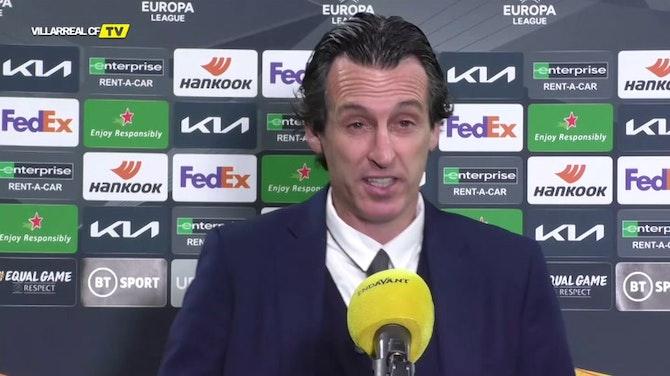 """Emery: """"Estamos contentos y orgullosos"""""""