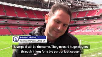 Preview image for Can't discount Man United in Premier League title race - Lampard