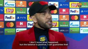 Preview image for Dani Alves looks back to his favourite Clásicos