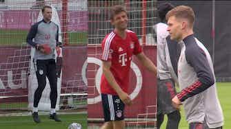 Vorschaubild für Bayern atmen auf: EM-Trio komplettiert Vorbereitungskader