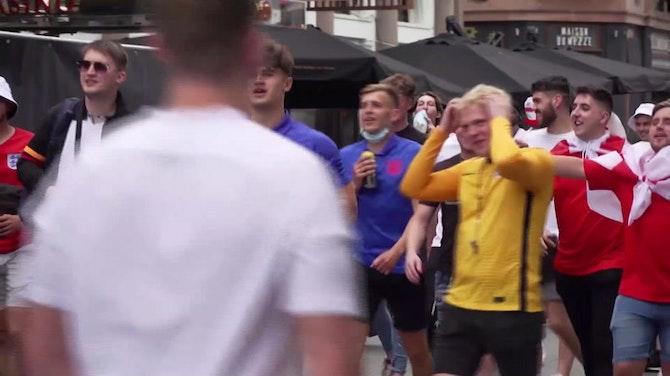 """Vorschaubild für Fans fiebern EM-Finale entgegen: """"Wie weihnachten"""""""
