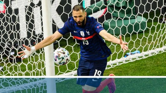Image d'aperçu pour Euro 2020 - Les Bleus prennent la porte dès les huitièmes !